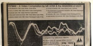 MK Ultra & The Assassins Of Light: som eletrônico com trechos de música gospel (!)