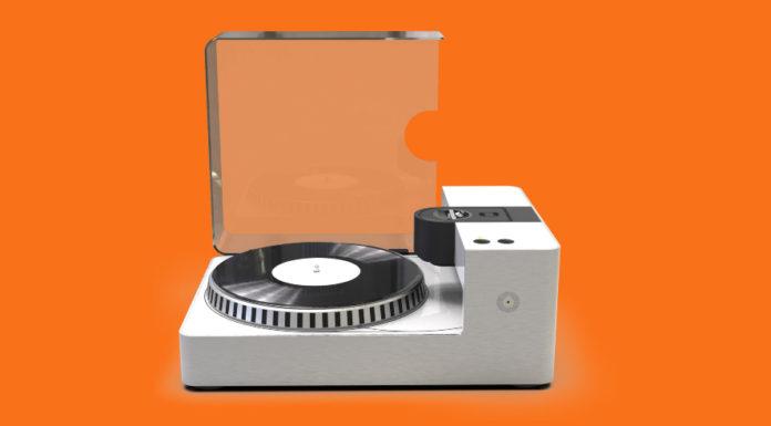 Phonocut: vão lançar um aparelho pra fazer discos de vinil em casa