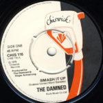 """The Damned: e """"Smash it up"""", que fez 40 anos em 2019?"""