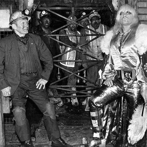 Adrian Street: o rei da luta livre glam