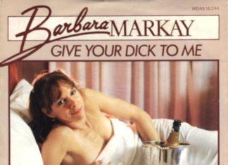 """Me dê seu p (*)"": a disco music pornô de Barbara Markay"