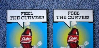 Feel The Curves: aquela campanha zicada da Coca-Cola na Austrália
