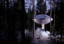 Aquela vez em que... montaram um hotel em formato de disco voador