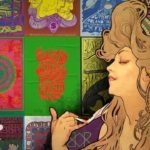 As origens da psicodelia estão na... art nouveau?