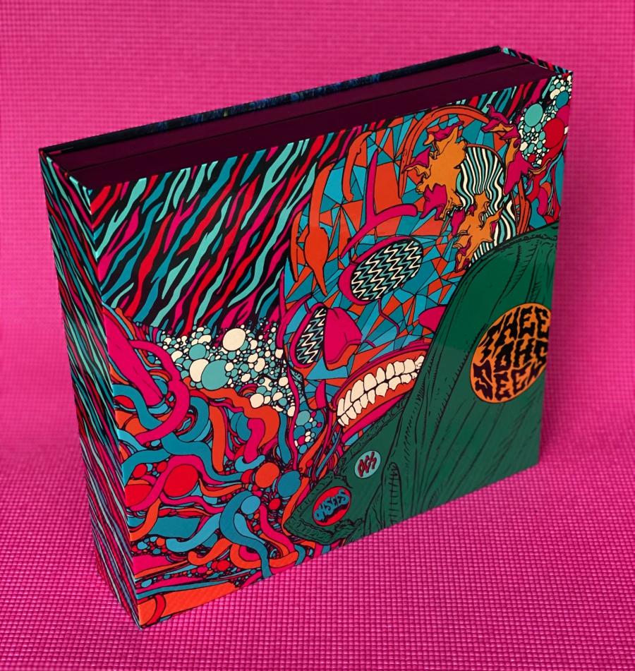 Oh Sees lançam caixa com discos em fita de 8 pistas (!!)