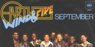September, do Earth, Wind & Fire, com os vocais lá pra agosto