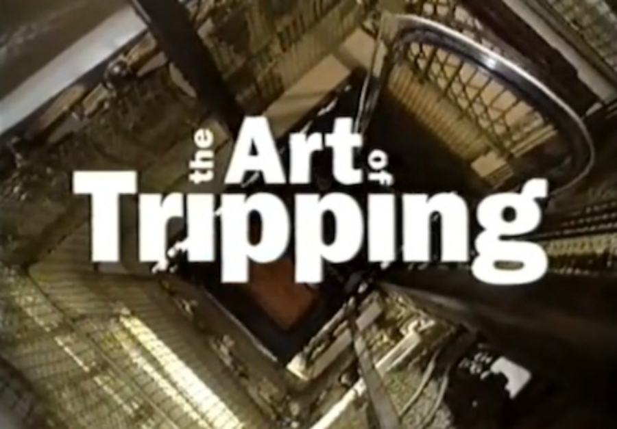 The Art Of Tripping: um documentário sobre o uso criativo de drogas
