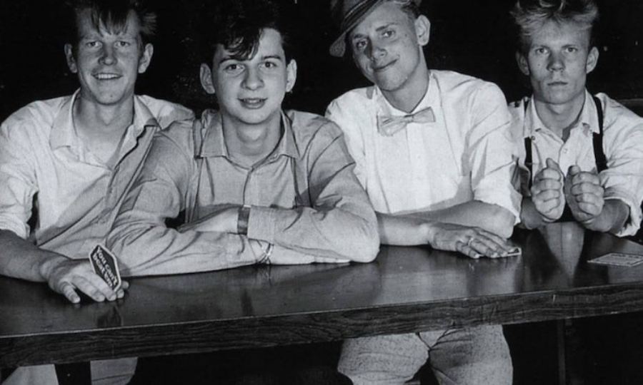Depeche Mode antes do Depeche Mode: Composition Of Sound e French Look