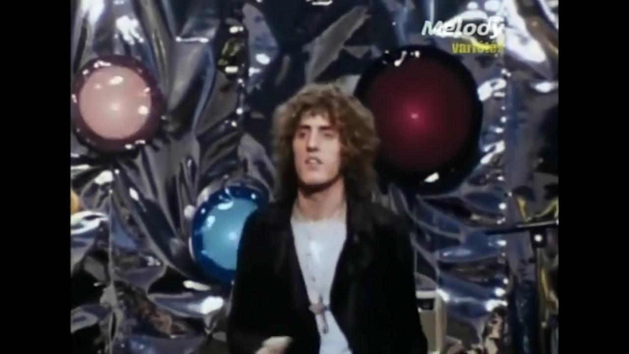 Show da Virada: The Who, Pink Floyd e Small Faces em Paris, no réveillon de 1968