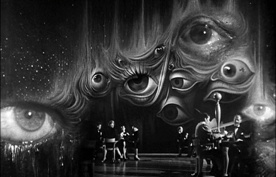 Aquela vez em que Salvador Dalí criou um sonho para um filme de Hitchcock