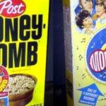 Cereal box records: quando saíam discos em caixas de cereais (?)