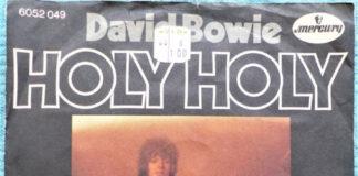 Holy Holy: aquele fracasso inesquecível de David Bowie