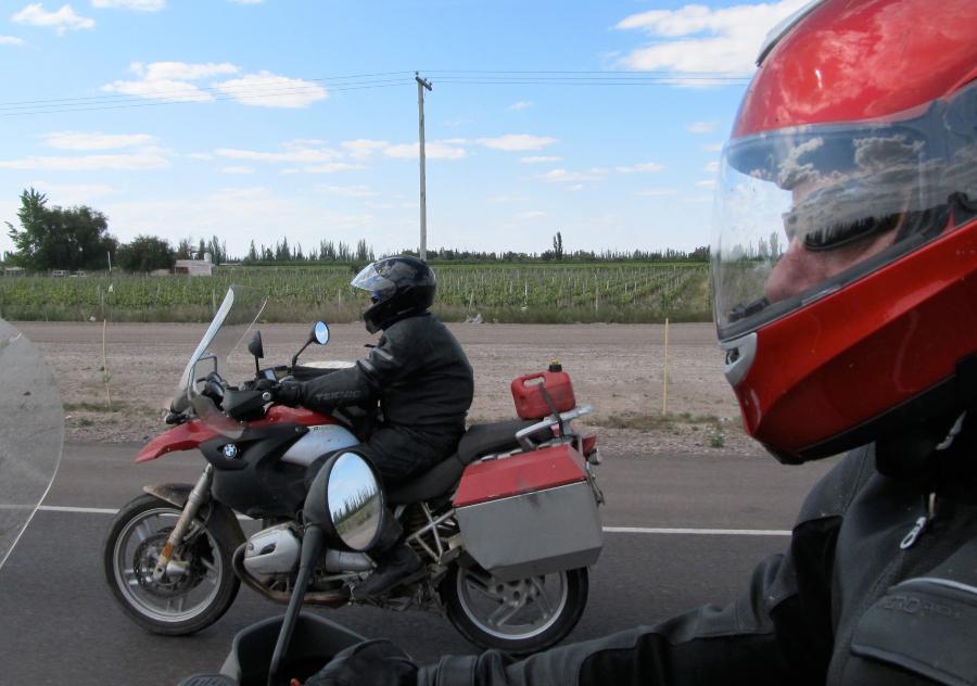 Aquela vez em que Neil Peart se perdeu no Brasil de moto