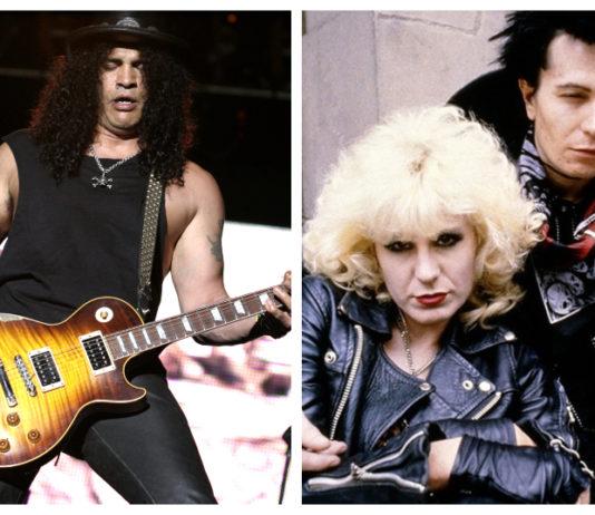 Quando Slash foi (er) figurante do filme Sid & Nancy