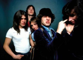 Jogaram no YouTube o último show de AC/DC com Bon Scott