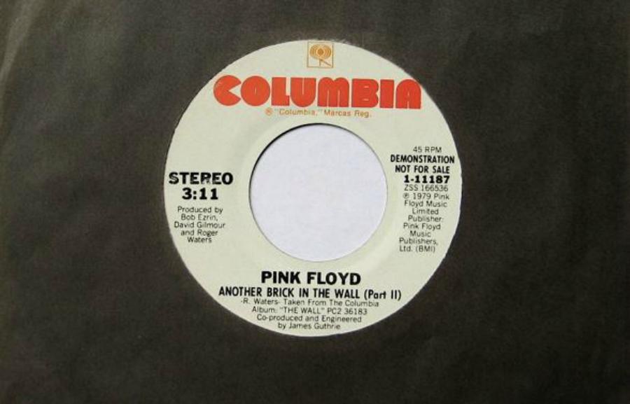 O único single número 1 do Pink Floyd nos EUA deu trabalho...