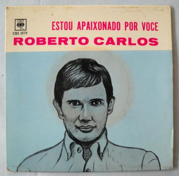 As criativíssimas capas dos lançamentos gringos de Roberto Carlos