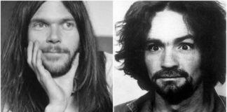 As ligações entre Neil Young e Charles Manson