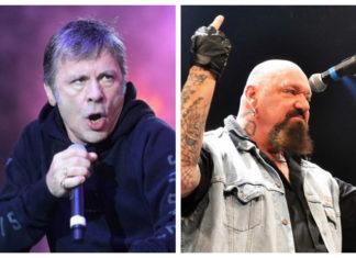 Iron Maiden: Bruce Dickinson canta Paul Di'Anno