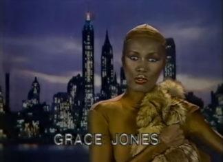 """Grace Jones e Andy Warhol mandam um """"você sabe onde estão seus filhos?"""" na TV novaiorquina"""