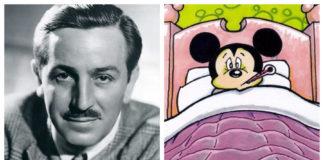Aquela vez em que Walt Disney pegou gripe espanhola
