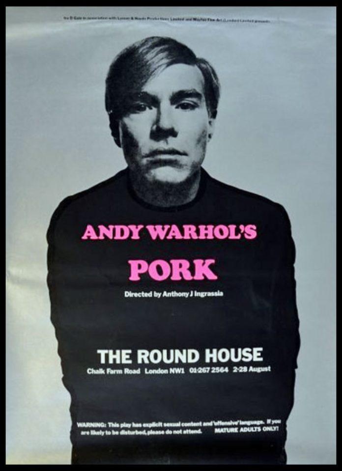 Pork: um musical totalmente sem noção de Andy Warhol