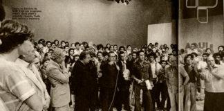 Desespero, música e administração caótica: a vigília da TV Tupi em 1980