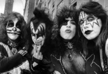 """Quando obrigaram o Kiss a gravar uma canção chamada """"Kissin' time"""""""