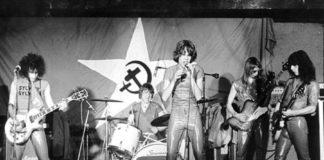 A fase comunista dos New York Dolls
