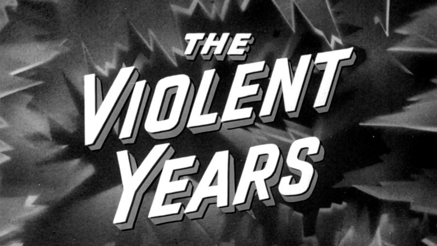 The Violent Years: mulheres criminosas, em filme com roteiro de Ed Wood