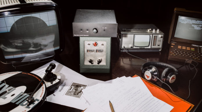 VinylVideo: vinil para ver na TV