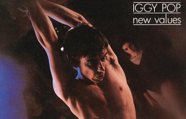Iggy Pop lançando um disco obscuro na TV em 1979