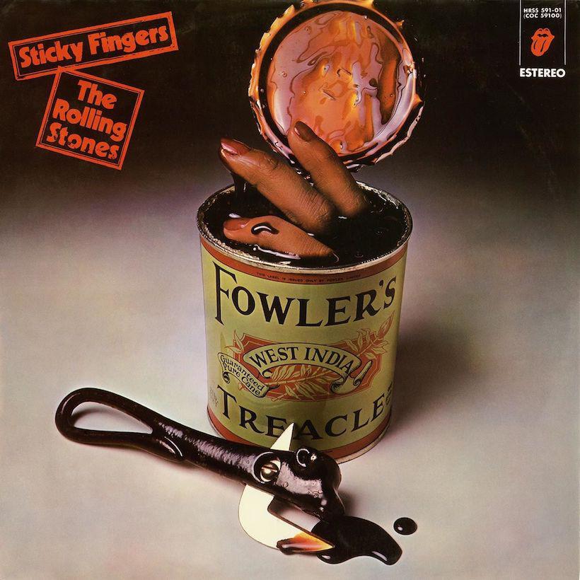 Quem fez a capa censurada de Sticky Fingers, dos Rolling Stones