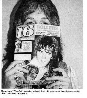 Kiss sem máscara (ou quase isso) em 1978