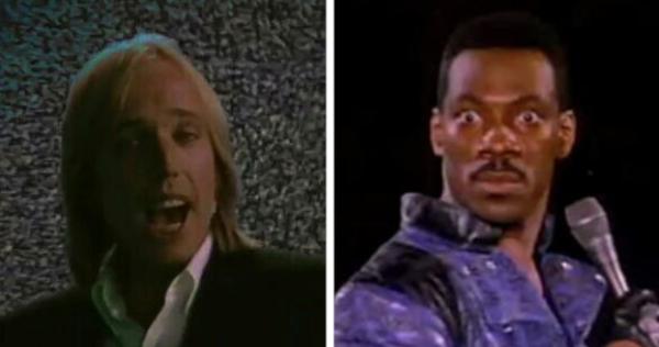Quando Eddie Murphy ficou puto da vida com Tom Petty