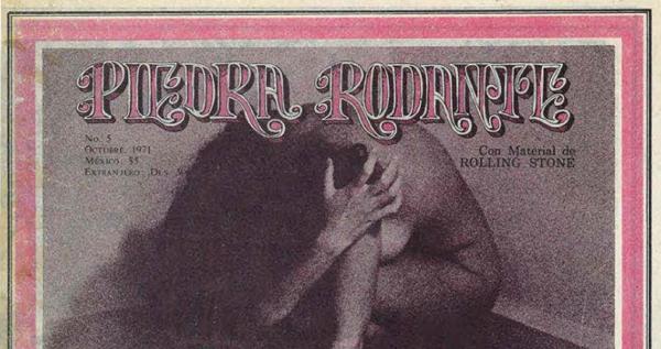 Piedra Rodante: a Rolling Stone do México