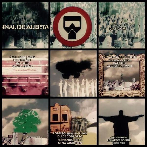 Sinal de Alerta: a abertura de novela mais perturbadora da televisão brasileira