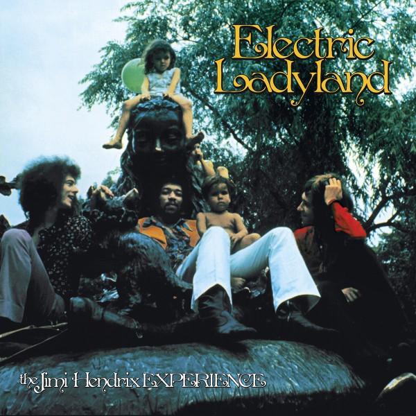 Várias coisas que você já sabia sobre Electric Ladyland, de Jimi Hendrix