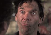 Quando Neil Young dirigiu um filme e convidou o Devo para atuar