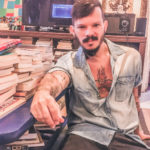 "POP FANTASMA apresenta andre L. R. mendes, ""Insubmissão aos urubus"""