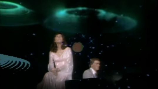 "O programa de TV ""espacial"" dos Carpenters"