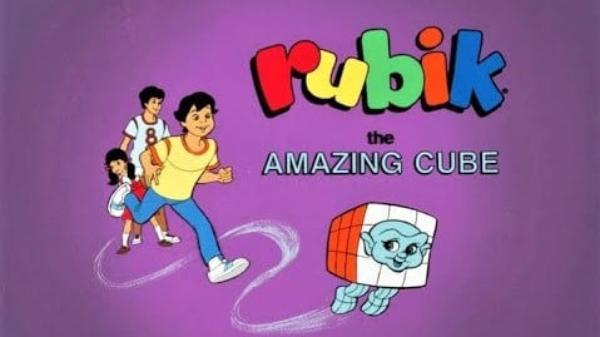 Rubik, the amazing cube: é, teve isso
