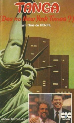 Tanga: o único filme de Henfil