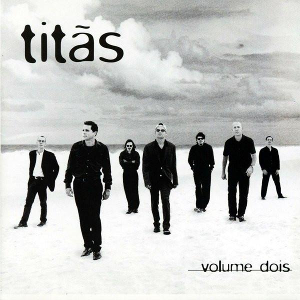 """Discos controversos 1: Titãs, com """"Volume dois"""""""