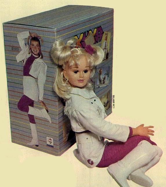 Lendas urbanas históricas 4: A boneca da Xuxa