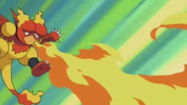 Lendas urbanas históricas 5: O Pokémon chifrudo