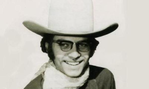 O country psicodélico de Legendary Stardust Cowboy