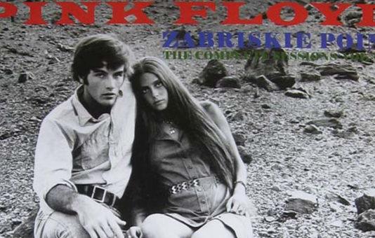 Pink Floyd toca Zabriskie Point