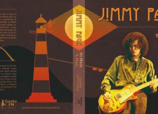 "POP FANTASMA apresenta ""Jimmy Page no Brasil"", de Leandro Souto Maior"