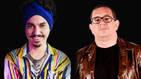 "POP FANTASMA apresenta Logã e Marcelo Mistake, ""Filha de Iansã (remix)"""